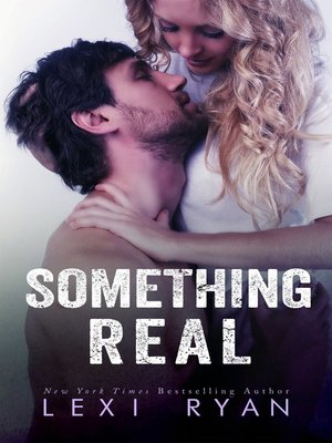cover image of Something Real