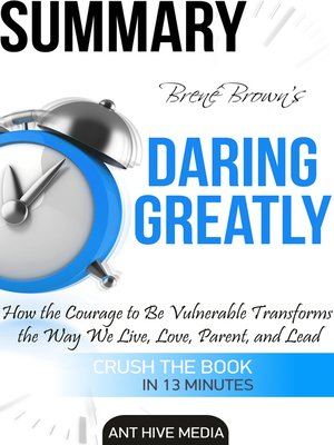 cover image of Brené Brown's Daring Greatly