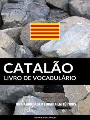 cover image of Livro de Vocabulário Catalão