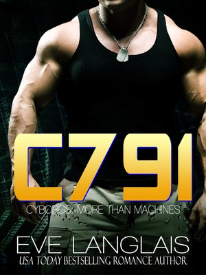 cover image of C791 (Futuristic Romance)
