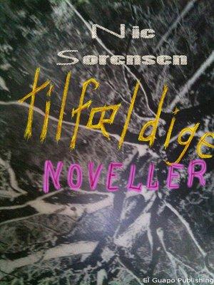 cover image of Tilfældige Noveller
