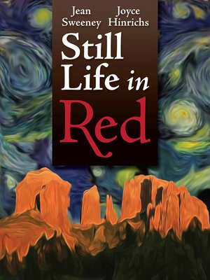 "cover image of ""Still Life in Red"" by Joyce Hinrichs and Jean Sweeney"