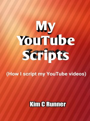 cover image of My Youtube Scripts (How I Script My Youtube Videos)