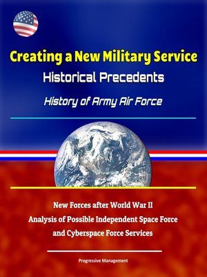 cover image of Creating a New Military Service