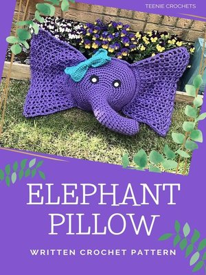 cover image of Elephant Pillow