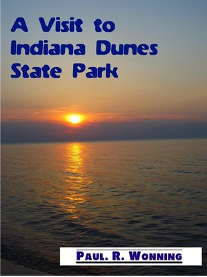cover image of A Visit to Indiana Dunes State Park