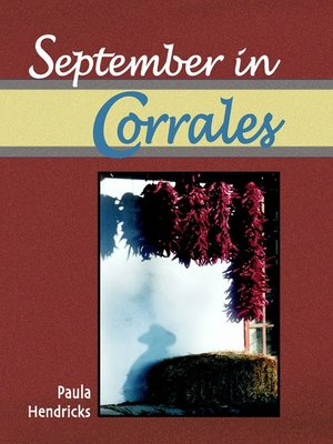 cover image of September in Corrales