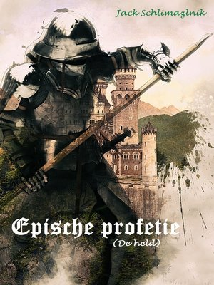 cover image of Epische profetie