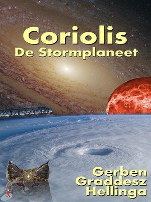 cover image of Coriolis, de stormplaneet