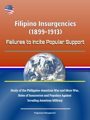 cover image of Filipino Insurgencies (1899-1913)