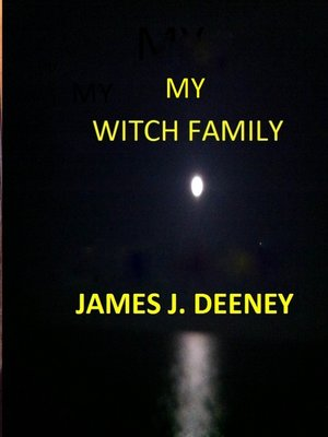 cover image of My Witch Family
