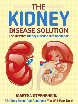 cover image of The Kidney Disease Solution