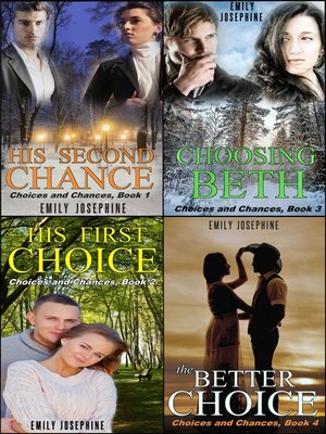 """cover image of """"Choices and Chances"""" Boxed Set"""