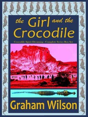 cover image of The Girl and the Crocodile