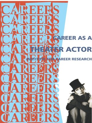 cover image of Career in Theater Acting