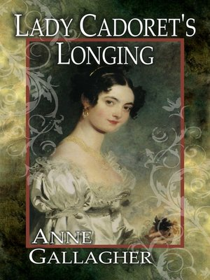 cover image of Lady Cadoret's Longing