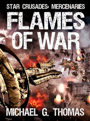cover image of Flames of War (Star Crusades