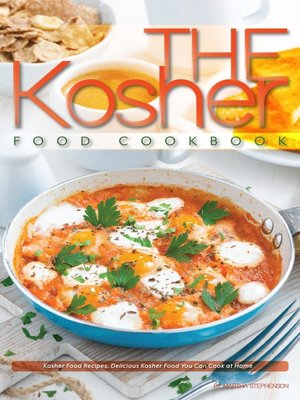 cover image of The Kosher Food Cookbook