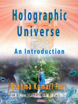 cover image of Holographic Universe