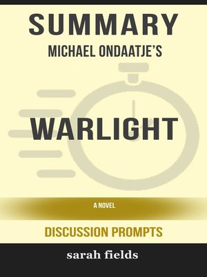 cover image of Summary of Warlight