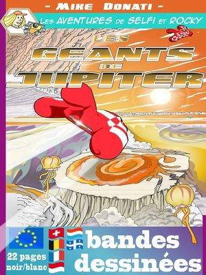 cover image of Les Géants de Jupiter