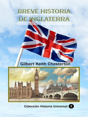 cover image of Breve historia de Inglaterra