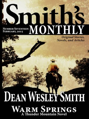 cover image of Smith's Monthly #17