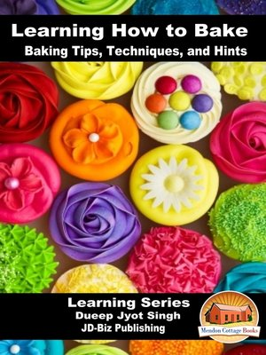 cover image of Learning How to Bake