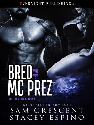 cover image of Bred by the MC Prez