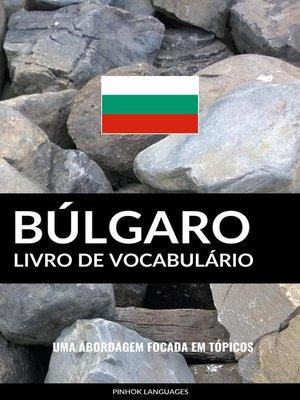 cover image of Livro de Vocabulário Búlgaro