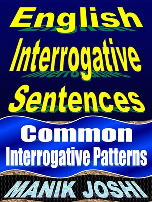 cover image of English Interrogative Sentences