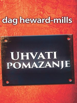 cover image of Uhvati pomazanje