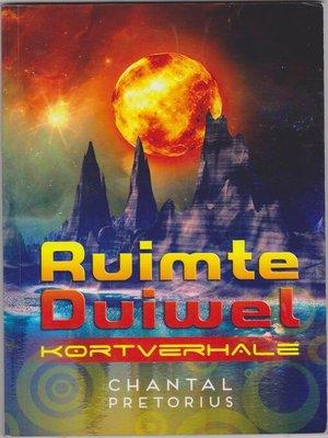cover image of Ruimte Duiwel