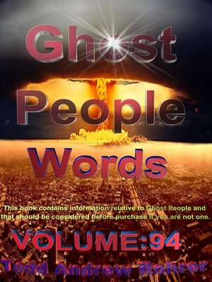cover image of Volume: 94