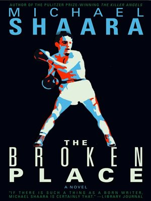 cover image of The Broken Place