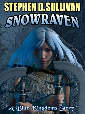 cover image of Snowraven