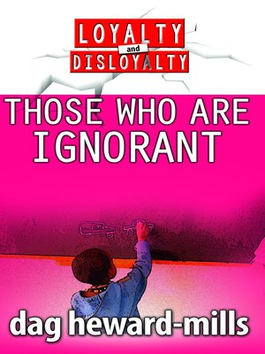 cover image of Those Who Are Ignorant