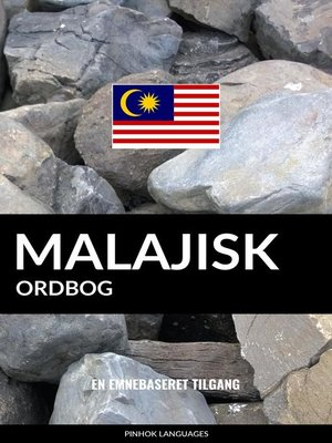 cover image of Malajisk ordbog