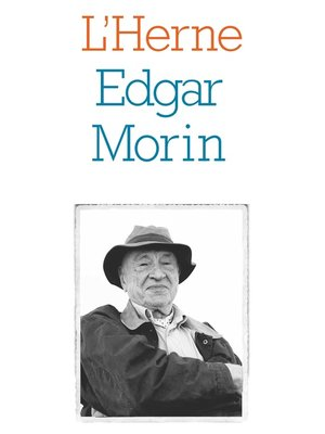 cover image of Cahier Edgar Morin