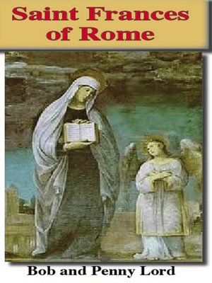 cover image of Saint Frances of Rome