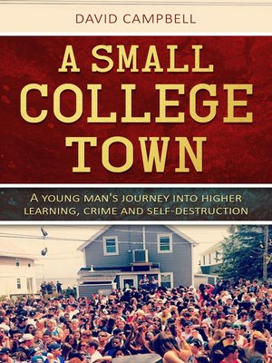 cover image of A Small College Town