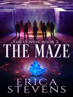 cover image of The Maze (The Coven, Book 2)