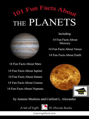 cover image of 101 Fun Facts (and more) About the Planets