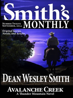 cover image of Smith's Monthly #12