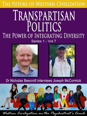 cover image of Transpartisan Politics-The Power of Integrating Diversity (The Future of Western Civilization Series 1)