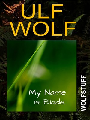 cover image of My Name is Blade