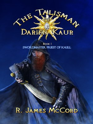 "cover image of ""The Talisman of Darien Kaur"