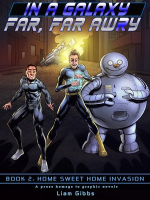cover image of In a Galaxy Far, Far AwRy book 2