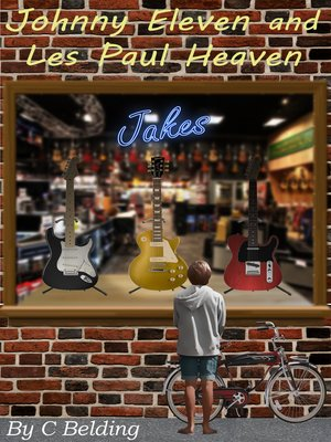 cover image of Johnny Eleven and Les Paul Heaven