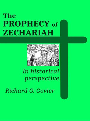 cover image of The Prophecy of Zechariah